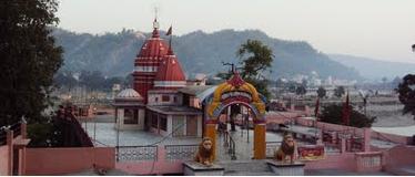 Kamraj- ki- Kali temple Haridwar