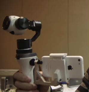 Dji-Handheld-camera-stand