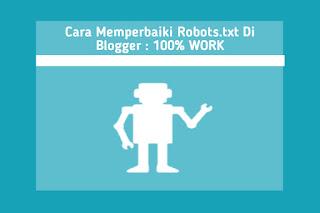 Cara-memperbaiki-robots-txt-di-blogger.
