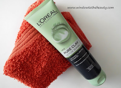L'Oreal Paris Pure Clay żel