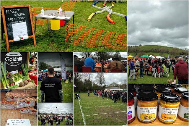 Dorset Knob Throwing Festival