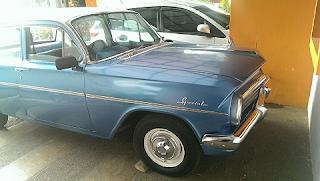 DIJUAL: Holden Special antik tahun 1964.