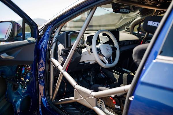 VW ID.4: SUV elétrico será testado em corrida off-road no México
