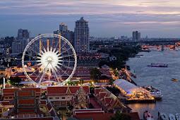 Berlibur Ke Thailand, Wajib Mampir Ke Asiatique The Riverfront