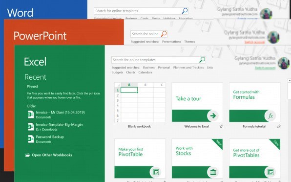 Microsoft Office 2019 Pro Plus Retail Full Version Terbaru