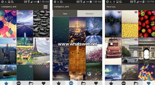 fondos de pantalla QHD para WhatsApp