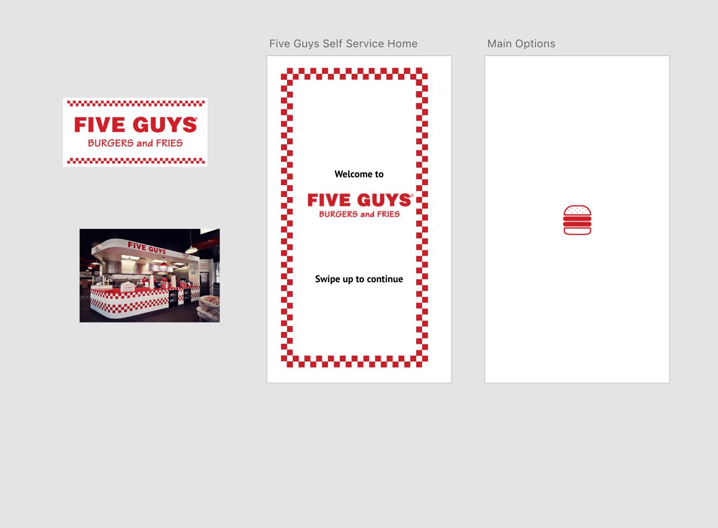 OUGD504:SB2: Adobe XD design process | Studio Practice