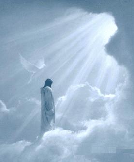 ascenção, volta, jesus