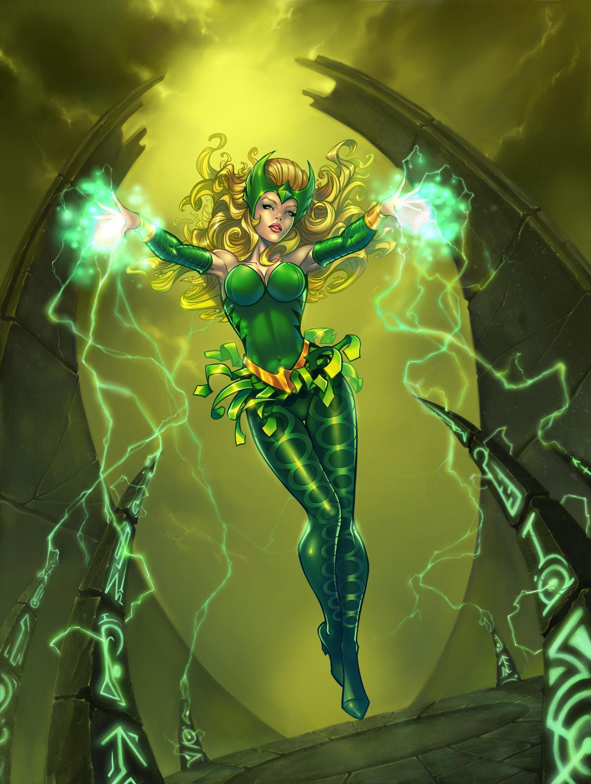 "TORONTO CAT WOMAN: ""Thor 2' : Enter ""The Enchantress"""