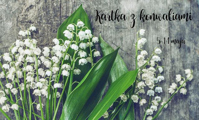 lilies of the valley 2456643 1920 - Imieniny miesiąca - kartka zkonwaliami