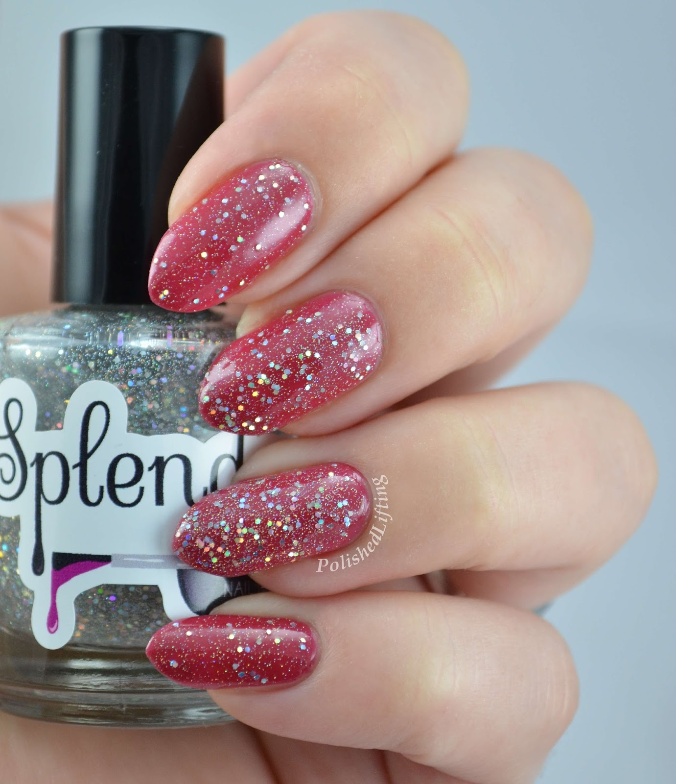 Splendor Nail Lacquer Back Up