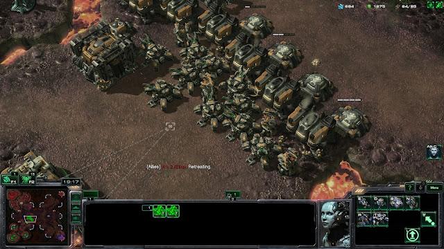 StarCraft 2 | Siege Tank Defense