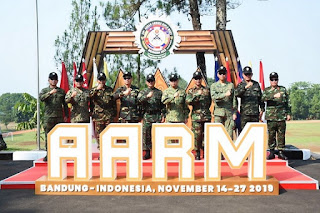 ASEAN Armies Rifle Meet 29/2019