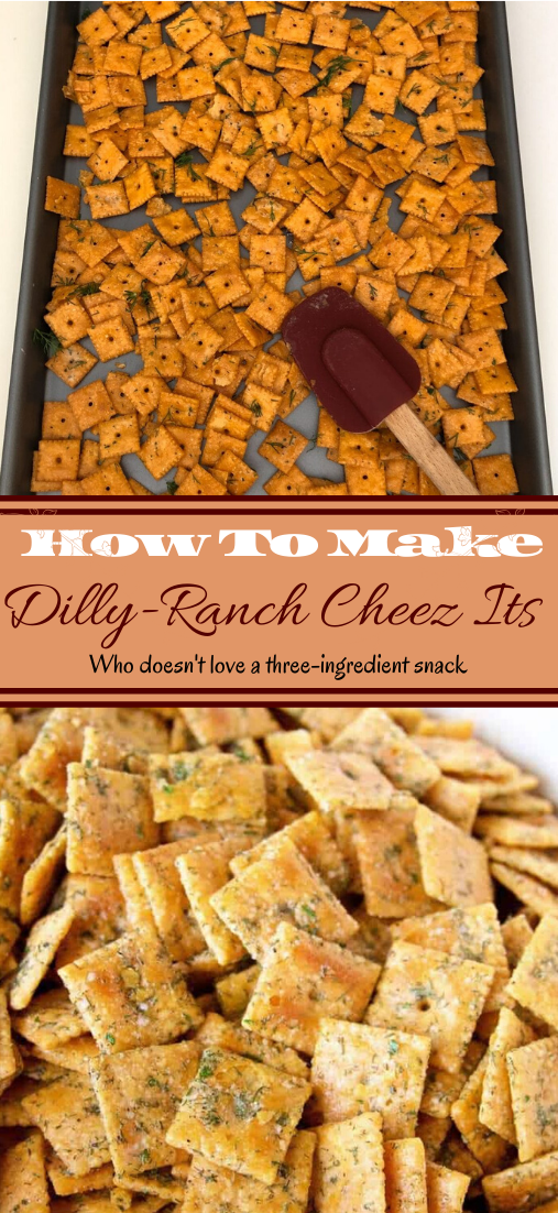 Dilly-Ranch Cheez Its #healthyfood #dietketo #breakfast #food