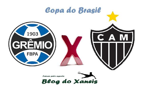 Grêmio x Atlético Copa do Brasil Final, Jogo 2 07/12/2016, 21:45 Arena do Grêmio
