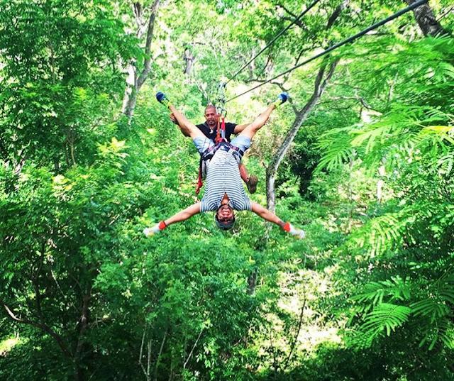 ziplining in nicaragua