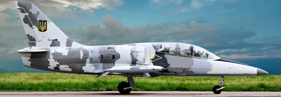 Одеський авіаційний завод передав ЗСУ модернізований L-39М1