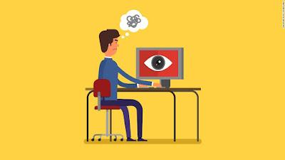 حماية الخصوصية علي الانترنت