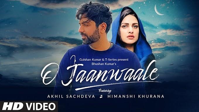 ओ जानवाले O Jaanwaale Song by Akhil Sachdeva