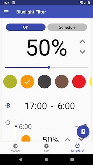 BlueLight Filter Pro MOD Apk