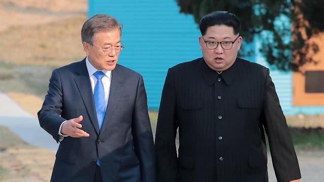 Perdana, Ibu Negara Korea Utara dan Korea Selatan Bertemu