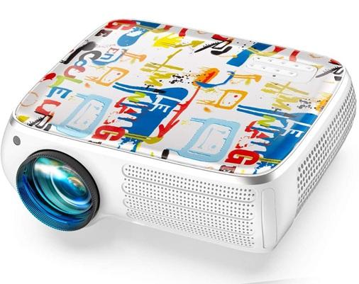 Toptro TR80: proyector 4K de 6.800 lúmenes, con filtro de polvo extraíble y altavoces estéreo