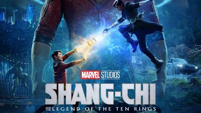 Shang-Chi and the Legend of the Ten Rings (Trailer Film 2021) Shang-Chi și legenda celor zece inele