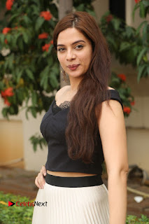 Telugu Actress Tanya Hope Stills at Appatlo Okadundevadu Audio Launch  0044.JPG