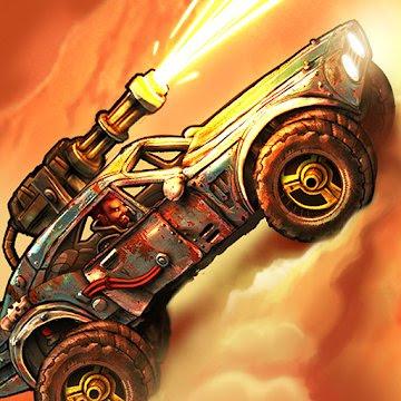 Road Warrior: Combat Racing (MOD, Free Rewards) APK Download