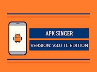 Apk Singer v3.0 TL Edition Full Version Free For Windows 7/8.1/10