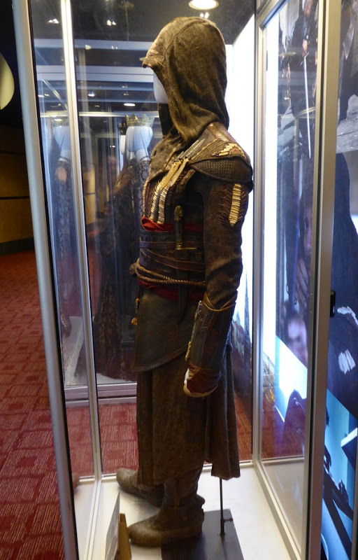 Assassins Creed Aguilar film costume