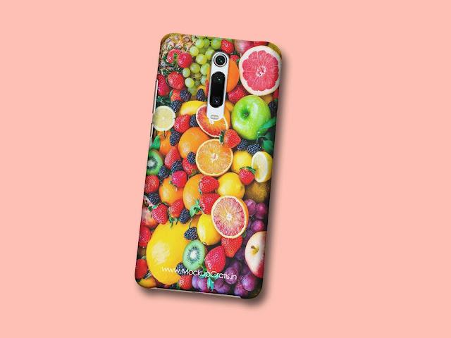 Contoh Mockup Custom Case Xiaomi Redmi K20 Pro