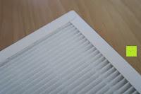 Filter Fächer: Beurer LR 300 Luftreiniger mit HEPA Filter für 99,5% Filterleistung, ideal bei Heuschnupfen und zur Allergievorbeugung