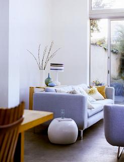 gis neues wohnzimmer blaue t ne. Black Bedroom Furniture Sets. Home Design Ideas