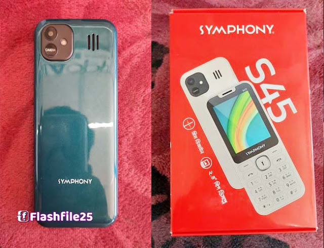 symphony s45 flash file 100% tested. the firmware stock rom runs on 6531e powered mobile device.