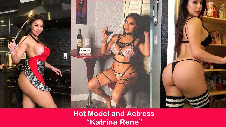 """Hot model and actress """"Katrina Rene Miller """""""