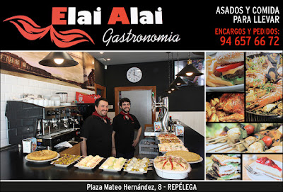 Elai Alai Gastronomía