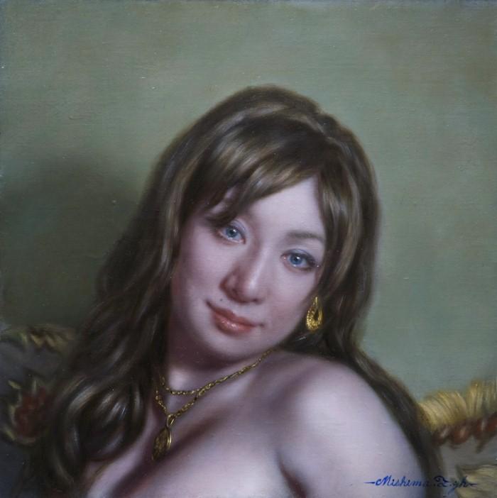 Tetsuya Mishima. Современный художник 13