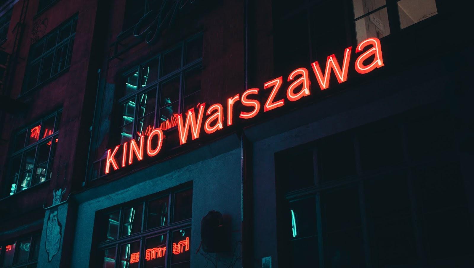 Wrocław nocą | Galeria Neonów