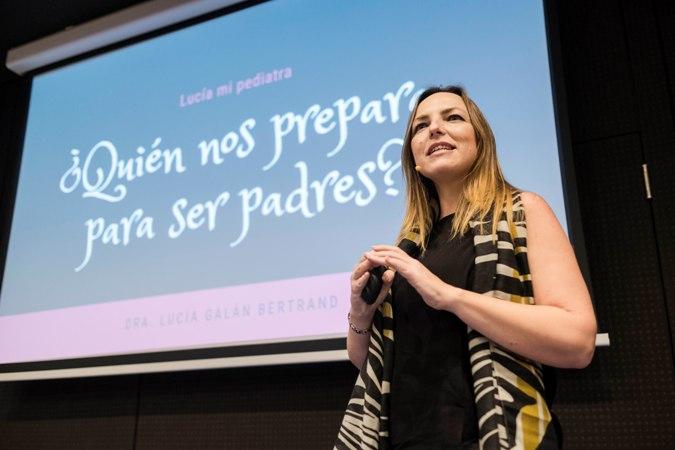Lucía Galán - Lucía Mi Pediatra