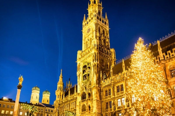 4-Day Christmas Holiday Package: Munich and Nuremberg