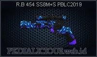 R.B 454 SS8M+S PBLC2019