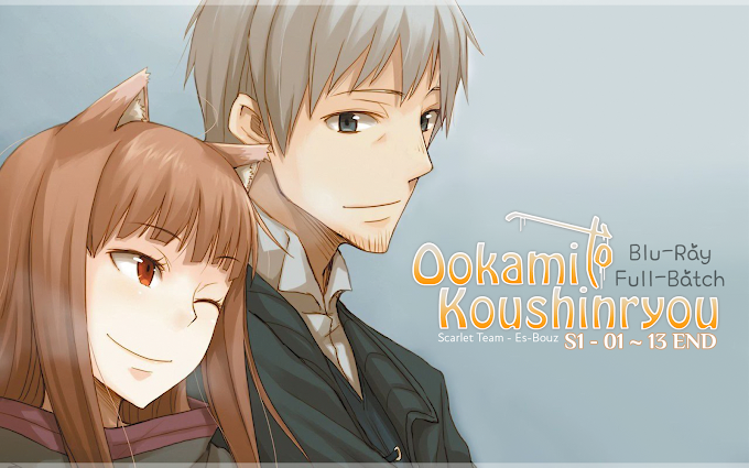 Ookami to Koushinryou S1 - 01 ~ 13  END [Blu-ray FULL-BATCH]
