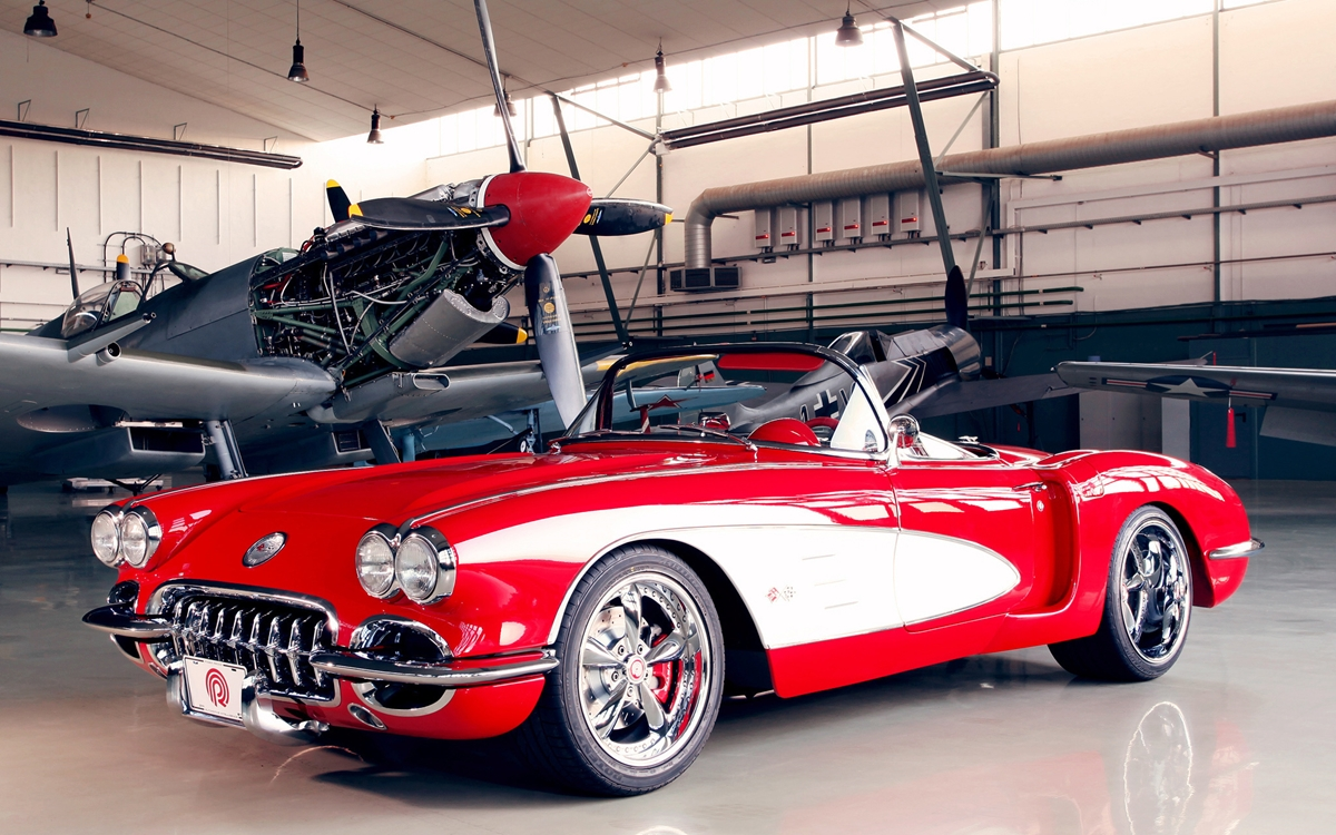 Classic Cars - Cars Wallpaper HD For Desktop, Laptop and ...