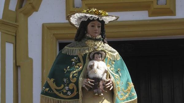 Aplazada la coronación canónica de la Virgen de Escardiel de Castilblanco de los Arroyos