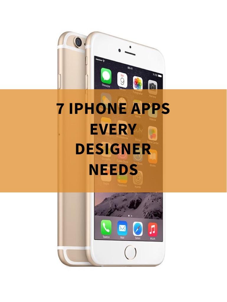 Singlebubblepop 7 Iphone Apps Every Interior Designer Needs