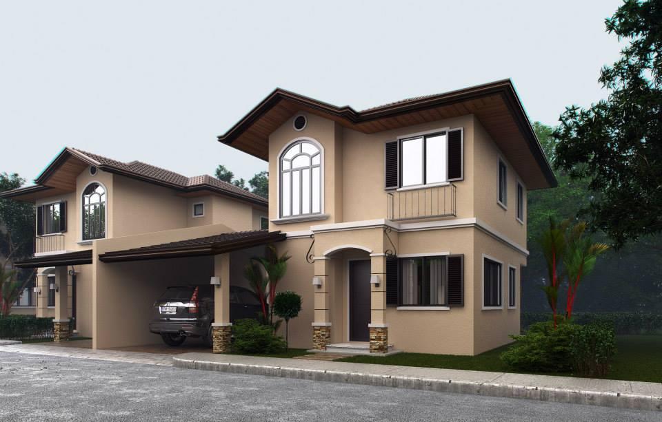 Villa Conchita Selene House Model