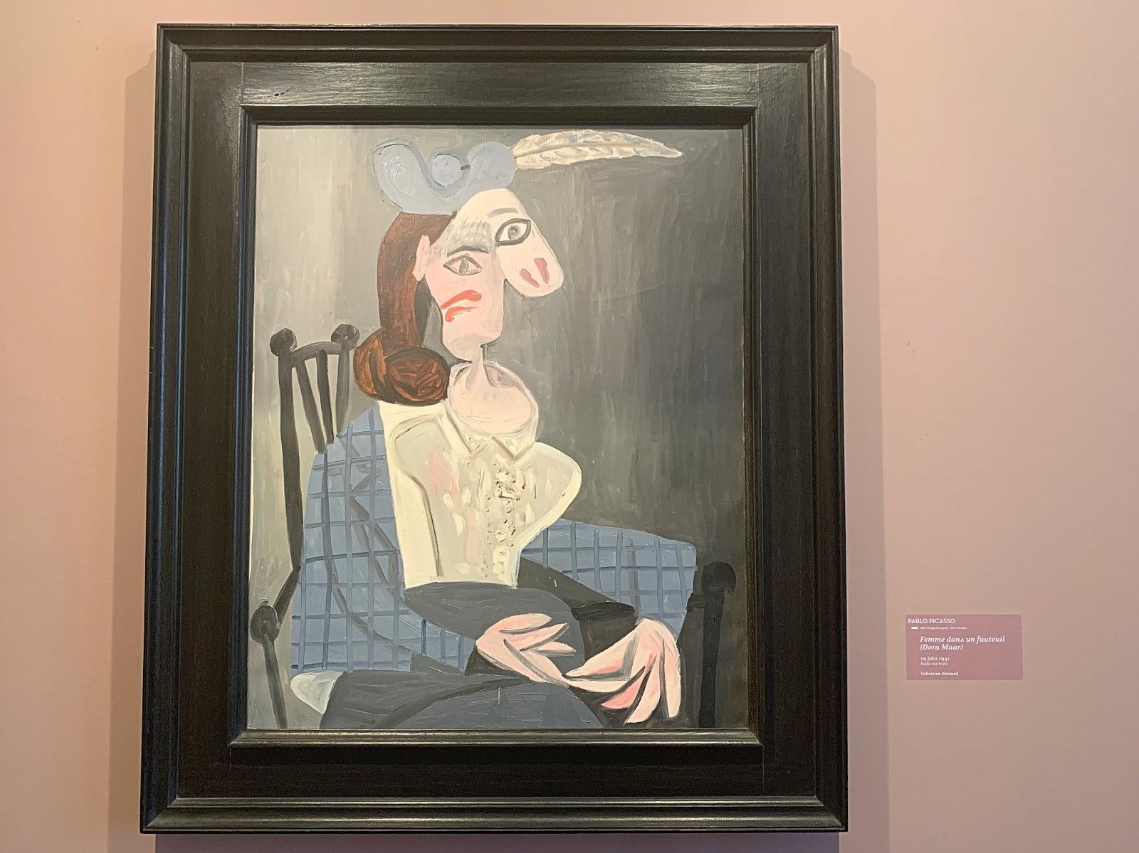 Pablo Picasso, Dora Maar, kochanka malarza