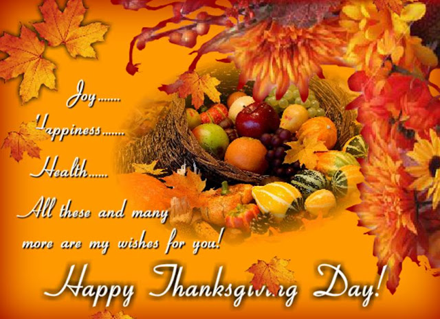 Thanksgiving Wishes Quotes 2018