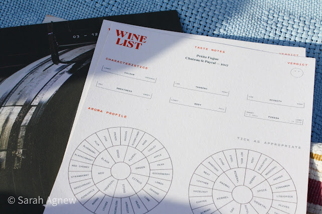The Wine List review by modernbricabrac